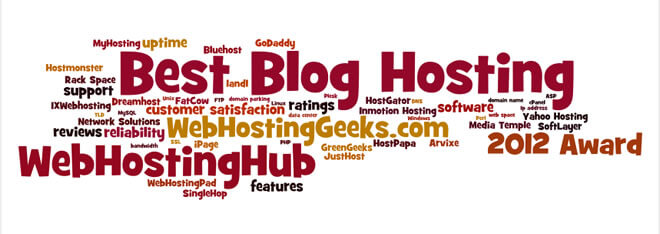 Best blog hosting options